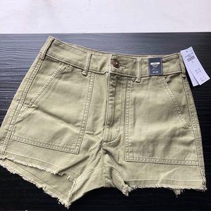 Hollister Highwaisted Shorts